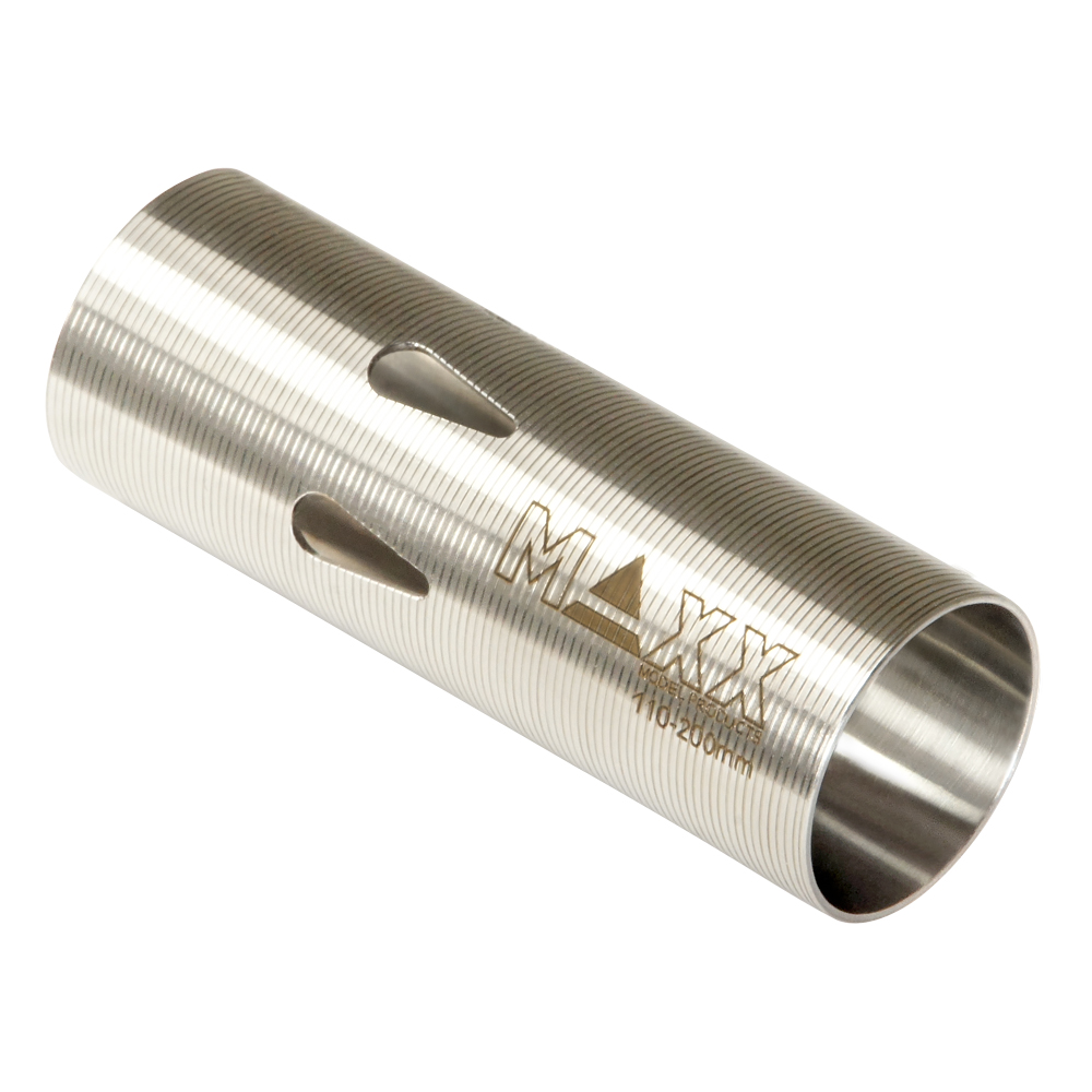 CNC Hardened Stainless Steel Cylinder - TYPE F (110 - 200mm)