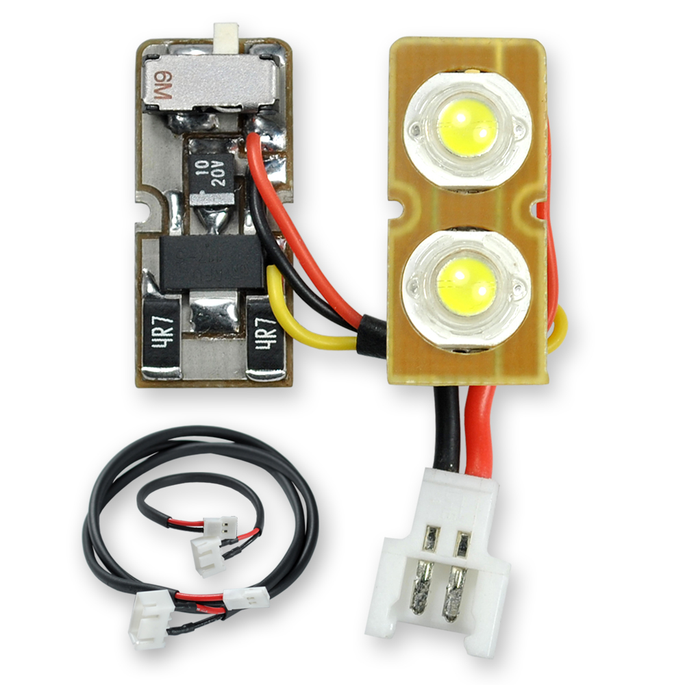 LED Board and Module set (for MAXX TE/IE Hopup series)