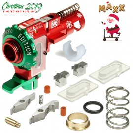 CNC Aluminum Hopup Chamber ME - PRO (Limited Red Edition)