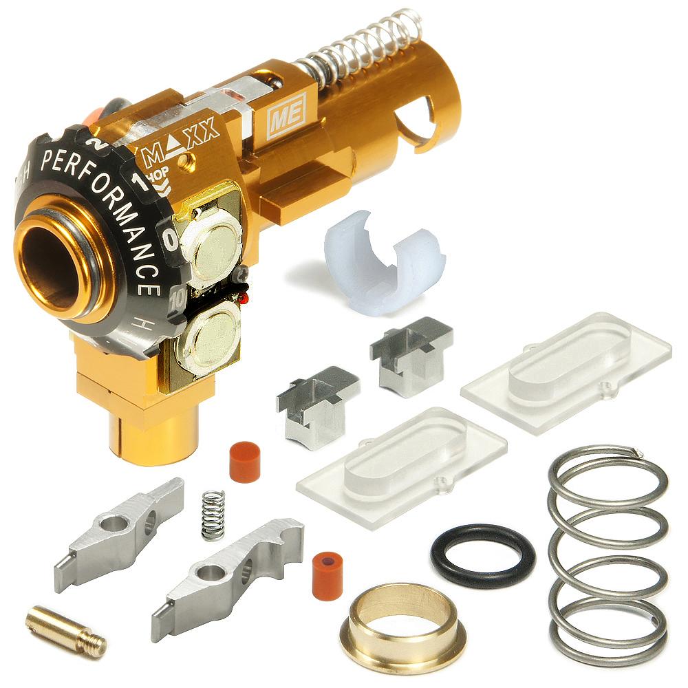 CNC Aluminum Hopup Chamber ME - SPORT w/ LED