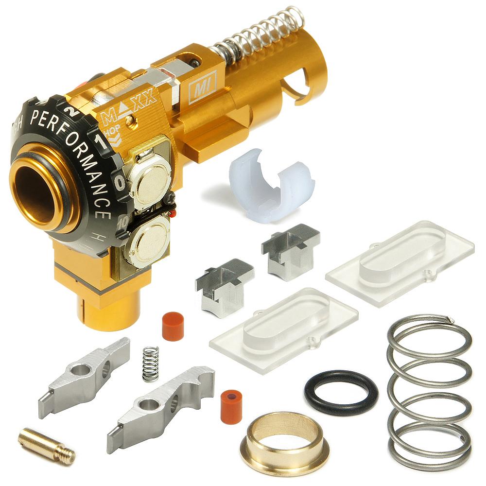 CNC Aluminum Hopup Chamber MI - SPORT w/ LED