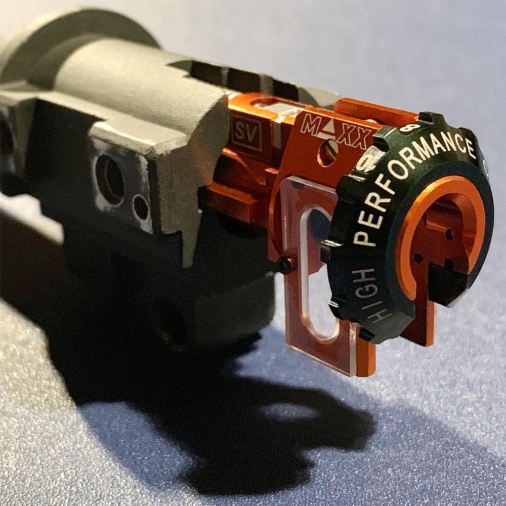 CNC Aluminum Hopup Chamber SV - VFC SCAR-L/H