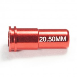 CNC Aluminum Double O-Ring  Air Seal Nozzle (20.50mm) for Airsoft AEG Series