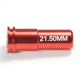 CNC Aluminum Double O-Ring  Air Seal Nozzle (21.50mm) for Airsoft AEG Series