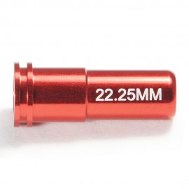 CNC Aluminum Double O-Ring  Air Seal Nozzle (22.25mm) for Airsoft AEG Series