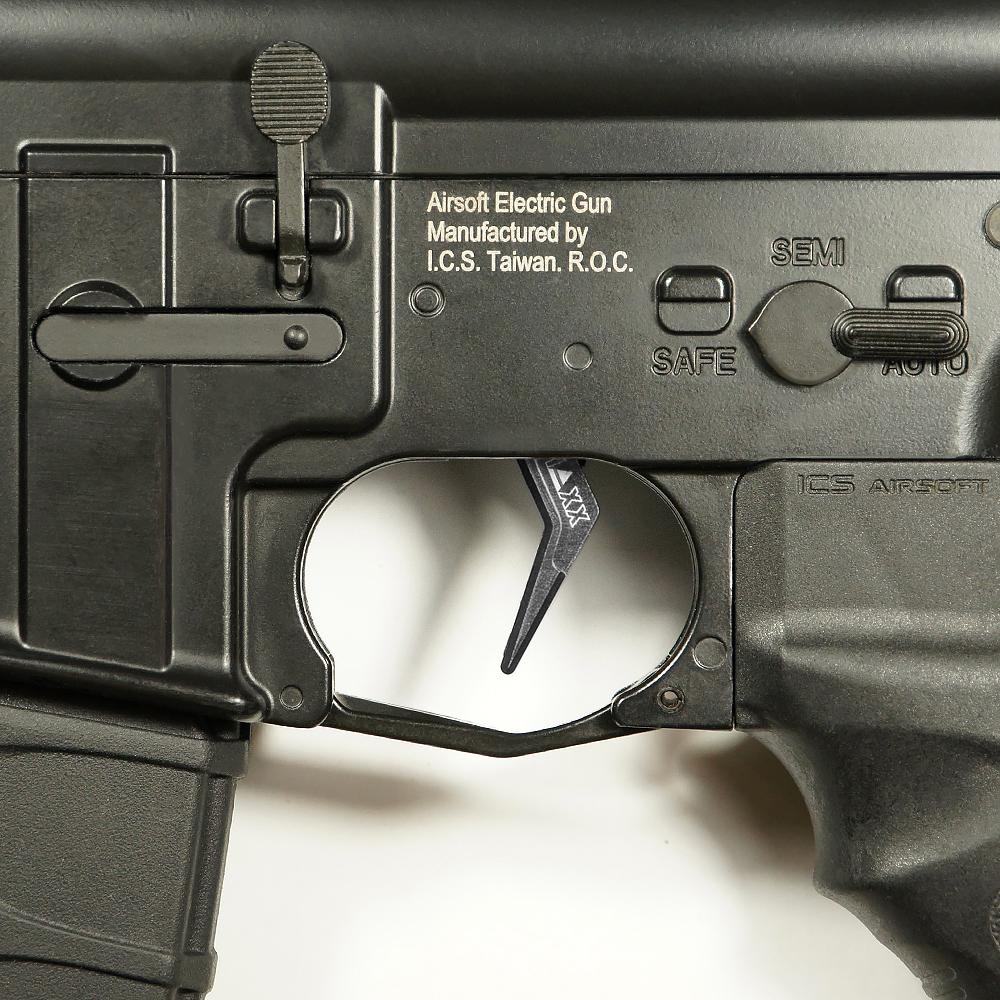 CNC Aluminum Advanced Trigger (Style A) (Titan)