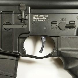 CNC Aluminum Advanced Trigger (Style D) (Titan)