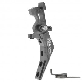 CNC Aluminum Advanced Speed Trigger (Style B) (Titan)