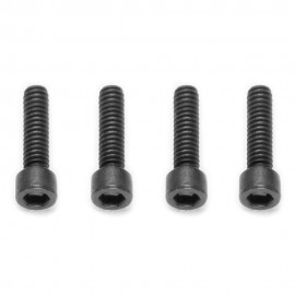 Hex Socket Head Cap Screw 0-80 1/4""