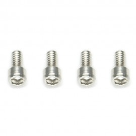 Hex Socket Head Cap Screw 0-80 1/8""